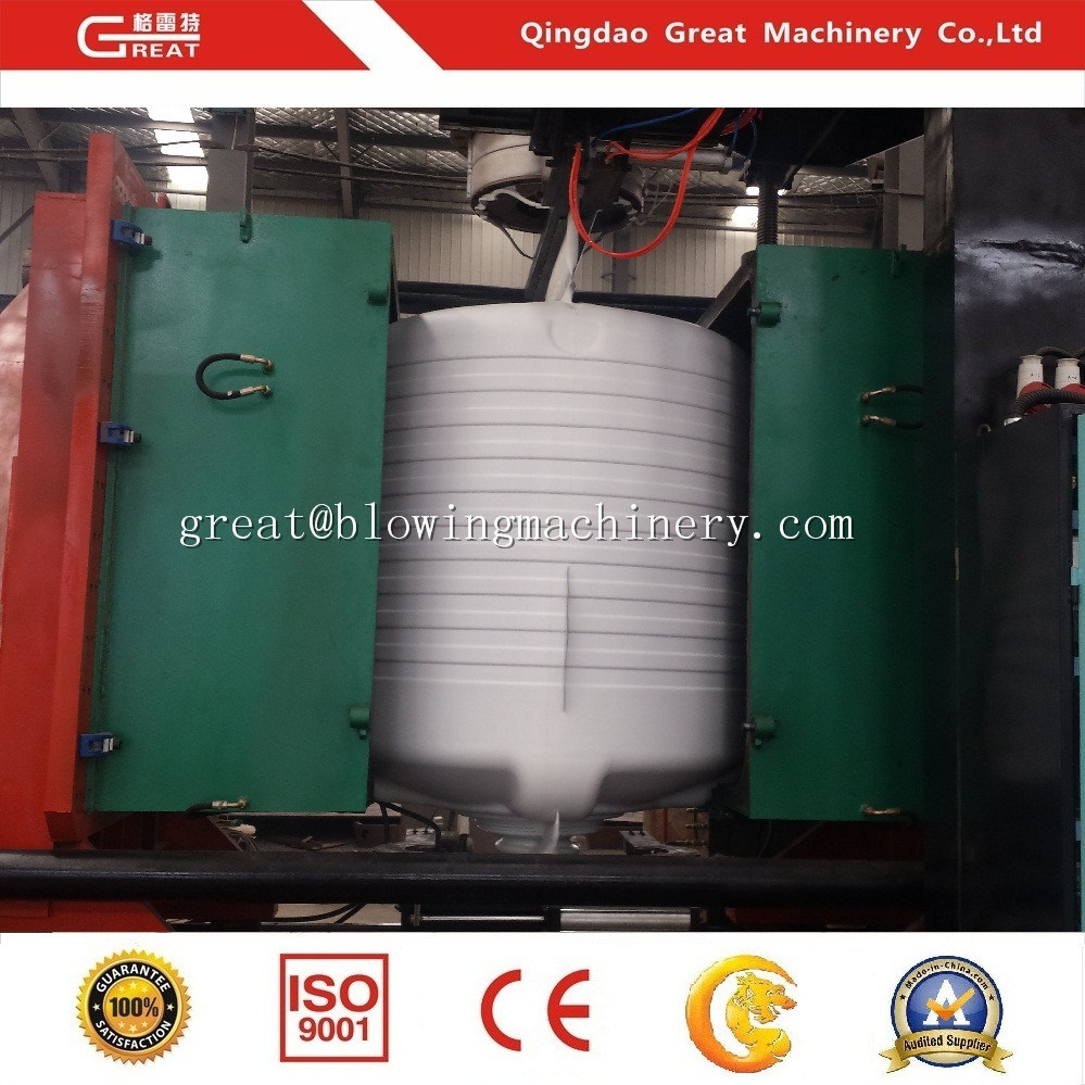 10000L-3 Layers Large Plastic Blow Molding Machine/Blowing Moulding Machiery pictures & photos