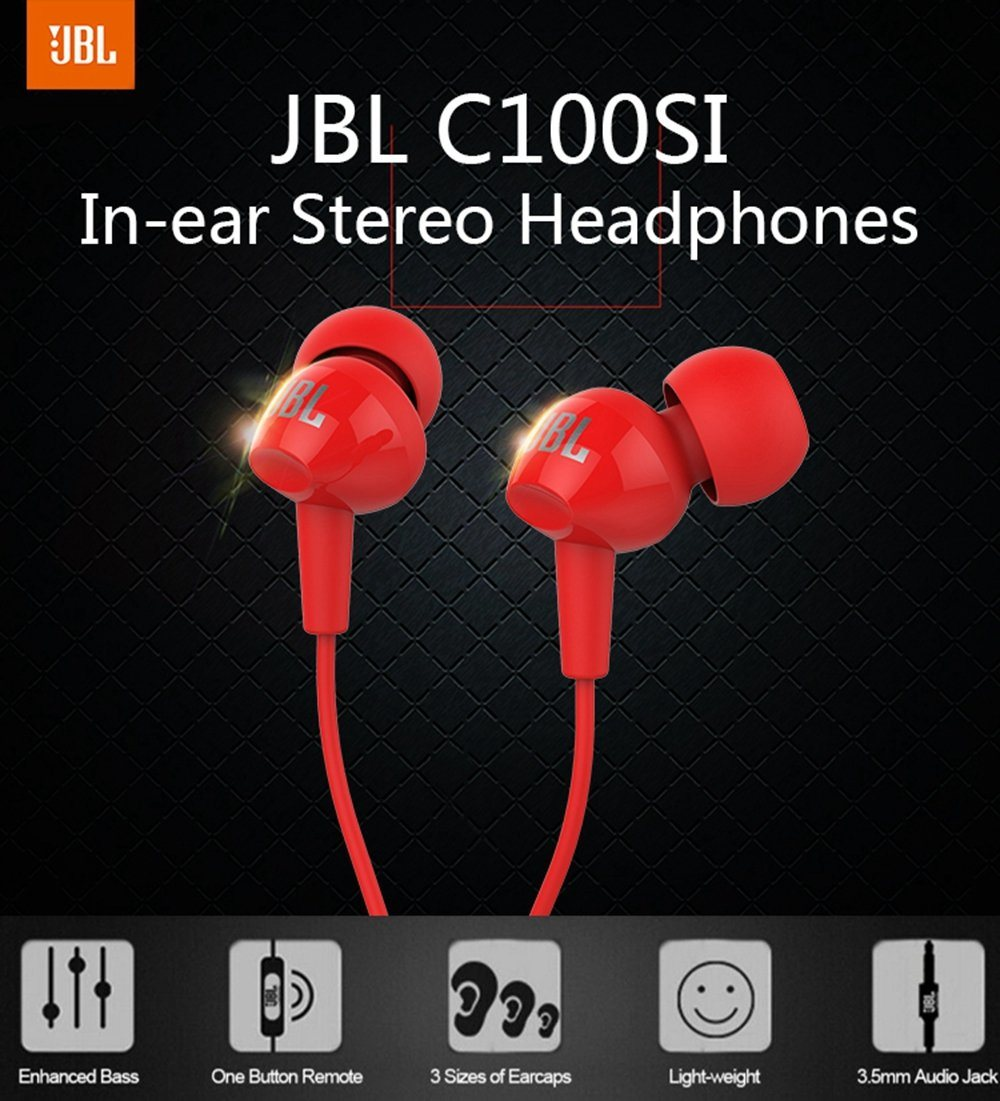 China Original Jbl C100si Bluetooth Headphone 3 5mm Bass Boost In Ear Headset Stereo Sports Bluetooth Headphone China Bluetooth Headphone And Bluetooth Earbud Price