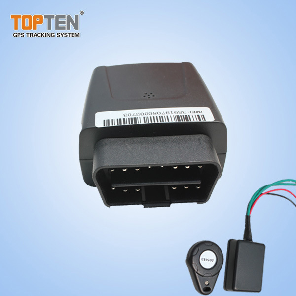 OBD Diagnostics Tracker with G Sensor and Crash Alarm (TK208S-KW) pictures & photos