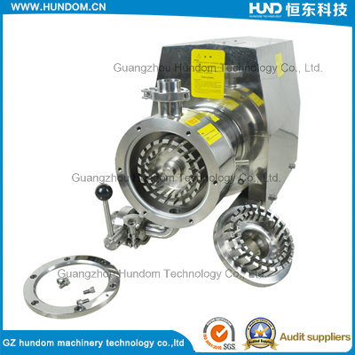 Stainless Steel High Quality Meat Paste Screw Transfer Pump pictures & photos