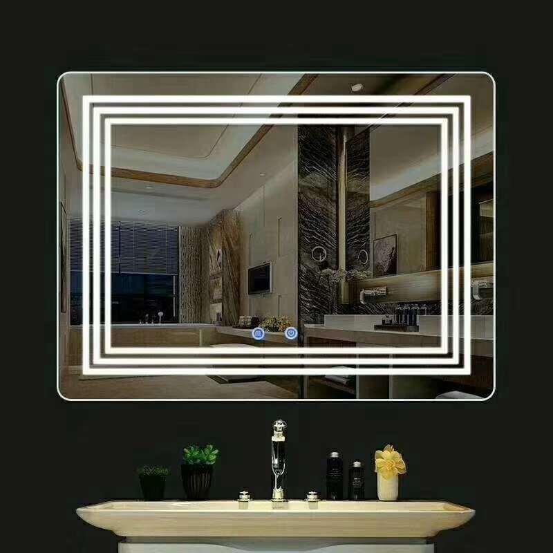 China Led Light Anti Fog Bathroom, Anti Fog Bathroom Mirror