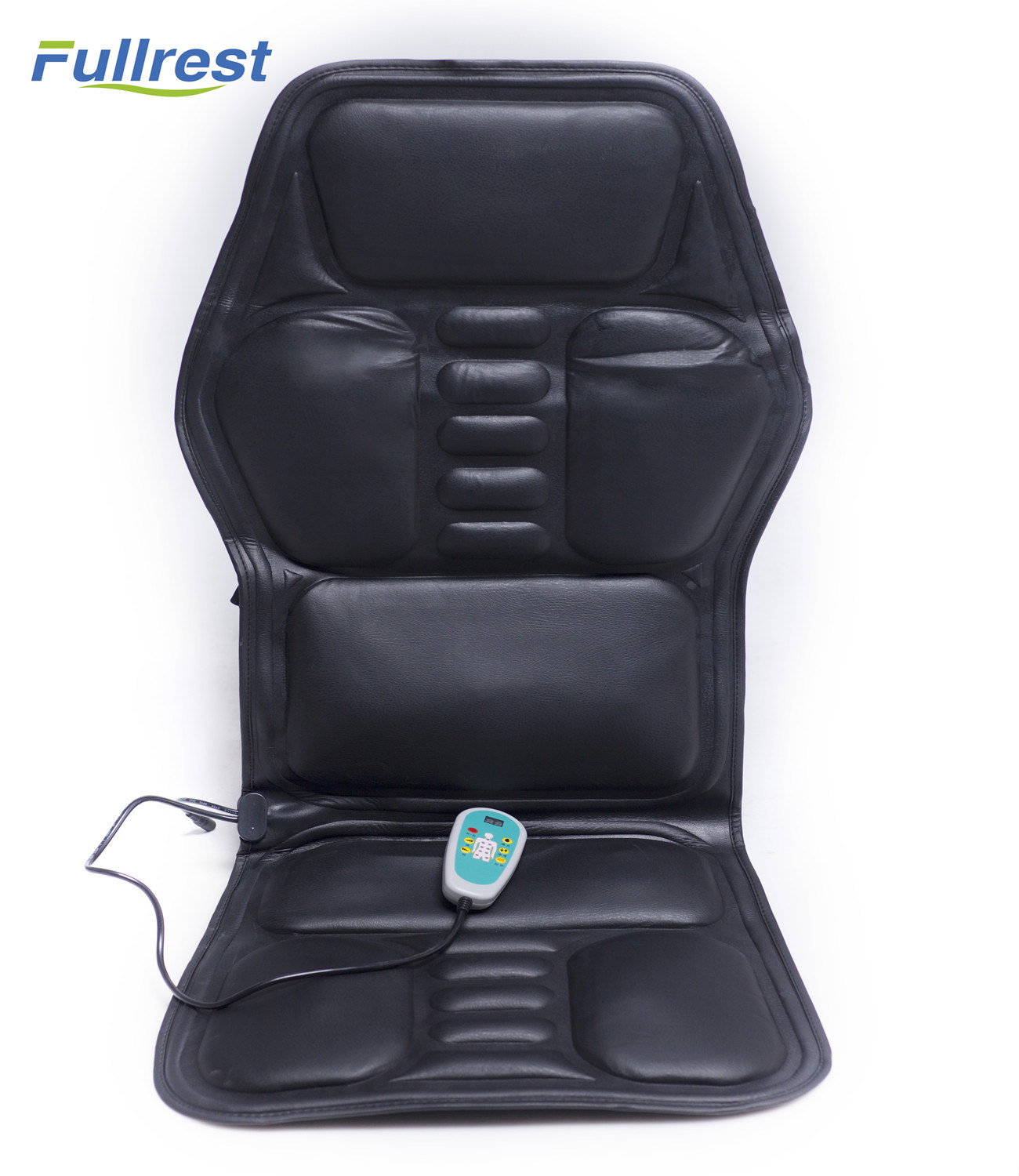 Electric Vibration Chair Massage Cushion Use for Car and Chair