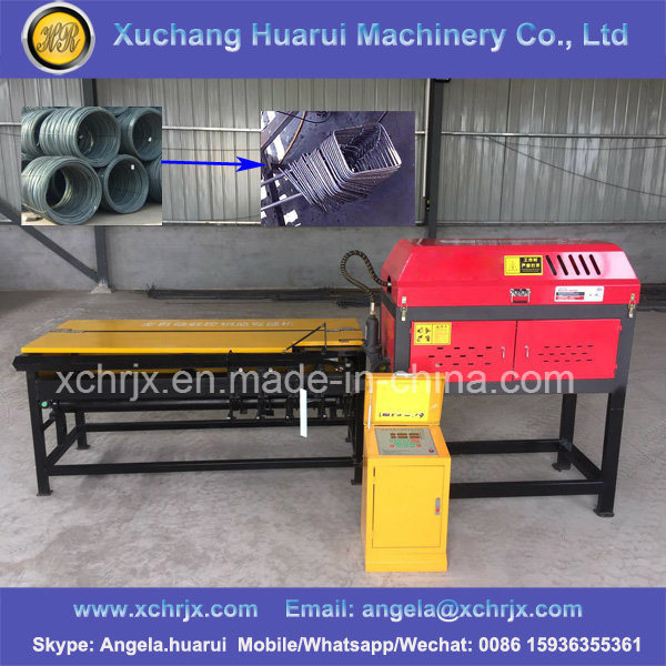 China Small Type Hr4-8 Stirrup Bending Machine, CNC Automatic Steel Bar  Straightening and Bending Machine - China Steel Bar Straightening and  Bending ... 3bf08531fcb
