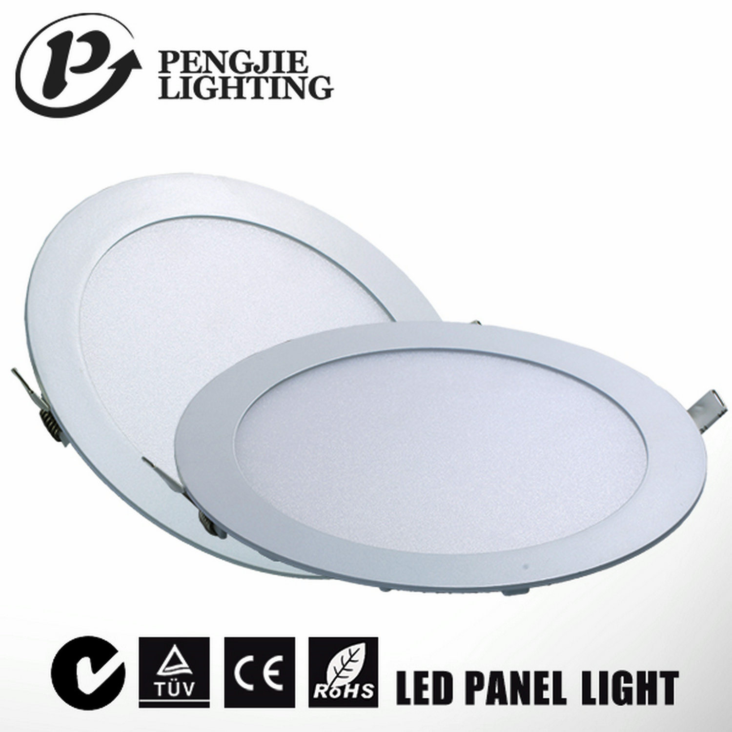 CE/RoHS 3-24W Round Ceiling LED Panel Light for Indoor (PJ4030)