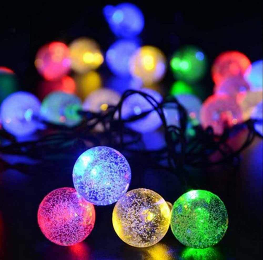 Led String Light Christmas Fairy Lights