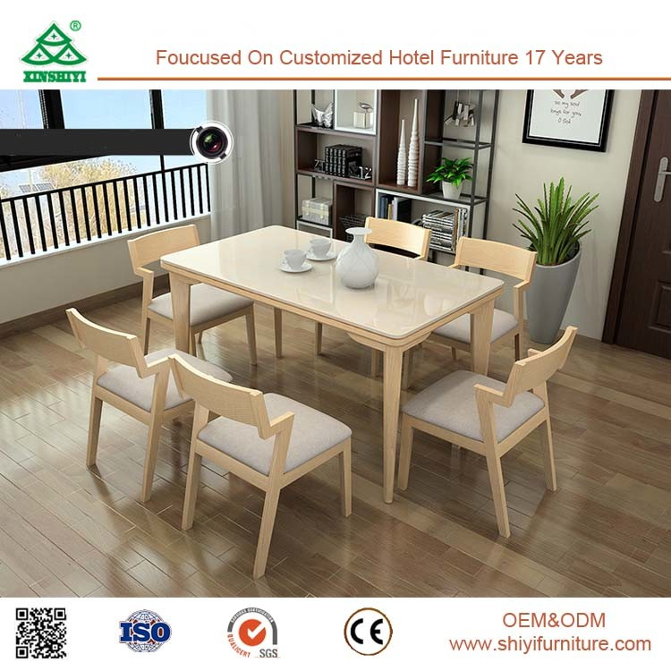 China Excellent Performance Wooden Dianing Room Chair Parts