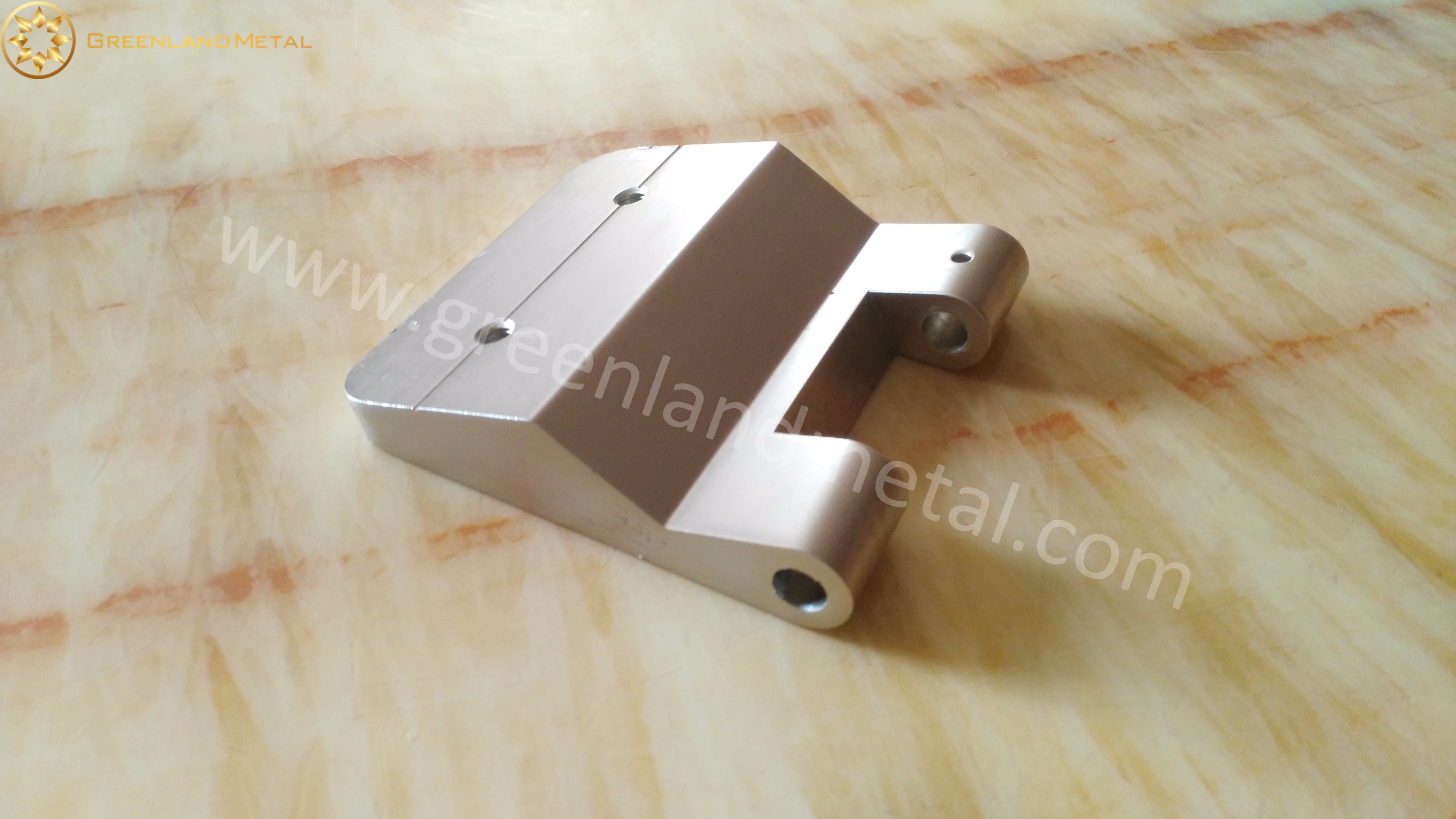 Hot Item Anodized High Quality Door Hinge In Aluminium Profile