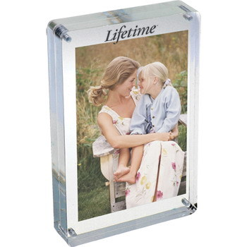 Customize Wholesale New Clear Magnetic Acrylic Photo Frame