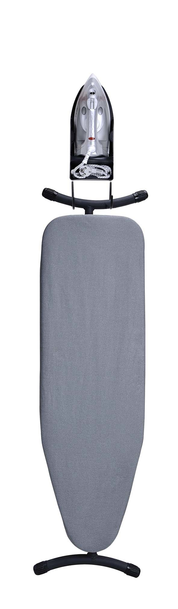 Lightweight Wall-Mounted Anti-Theft Ironing Board for Hotel Guest Room