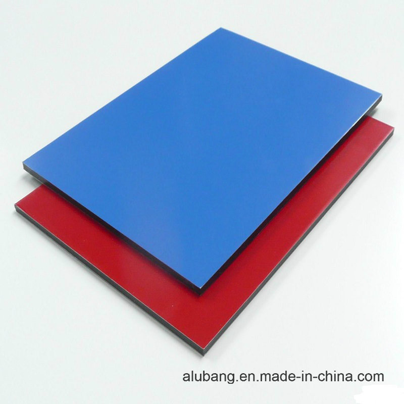 Polyester Aluminium Composite Panel/ACP (ALB-005) pictures & photos