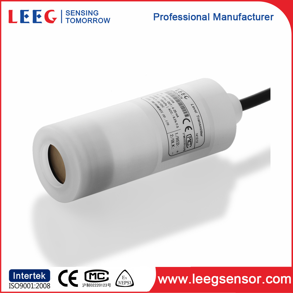 China 4 20mA 2 Wire Submersible Pressure Transducer - China Level ...