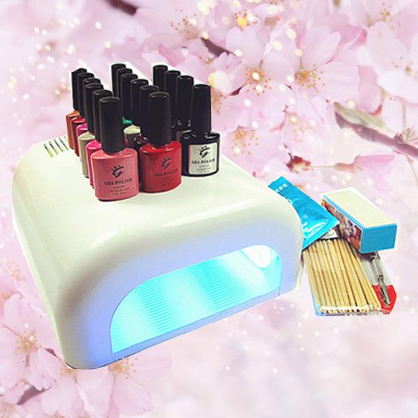 China Good Quality Manufacturer Gel Nail Polish Kit - China Gel ...
