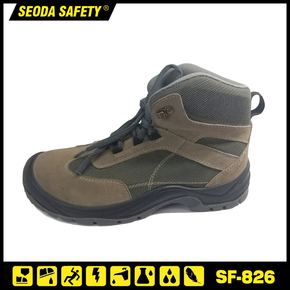 [Hot Item] Work Shoes with Ce S1 S2 S1p S3 Industrial Safety Footwear