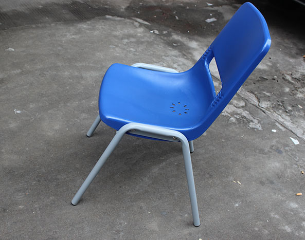 Comfortable School Chairs with Writting Board Classroom Furniture Training Chair pictures & photos