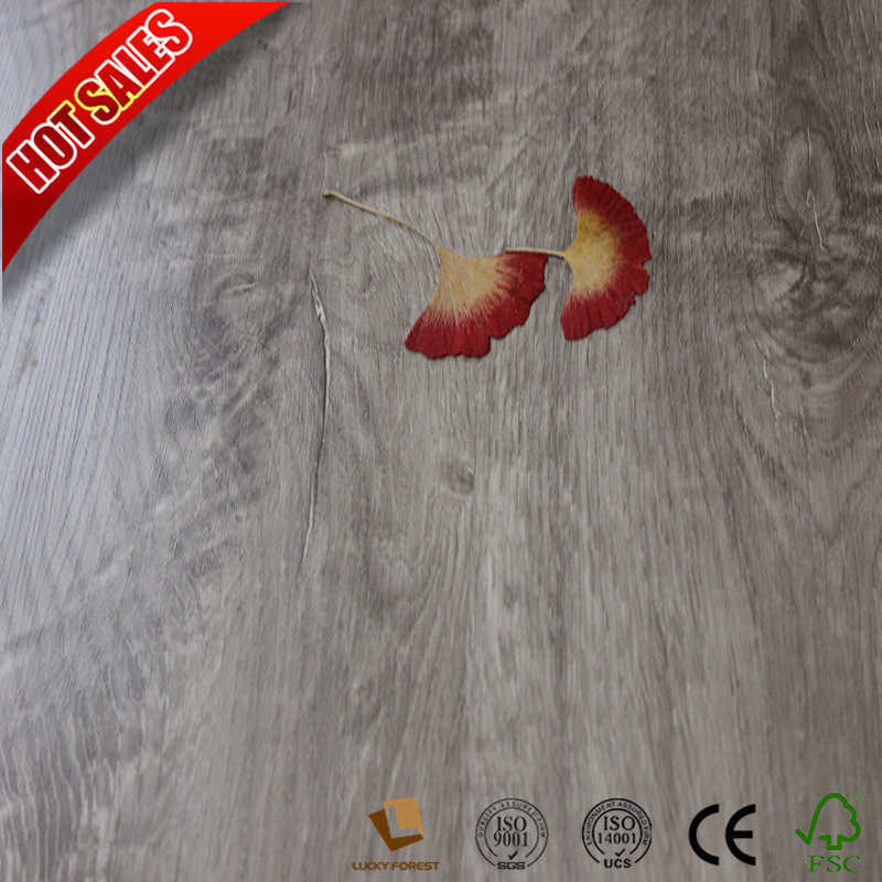 China Hand Sed E1 E0 Dupont Real Touch Flooring Laminate Hardwood Building Material