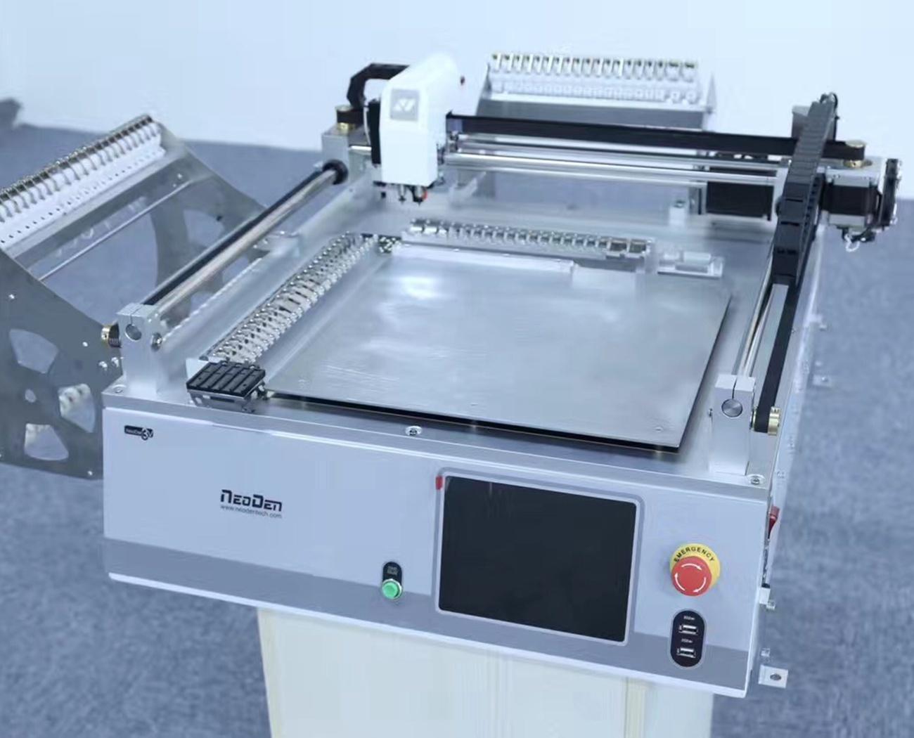 [Hot Item] PCB Assembly Machine Neoden3V for SMT Prototype, Popular in EU,  USA
