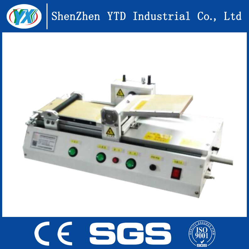Hot Selling High Precision Tempered Glass Film Laminating Machine