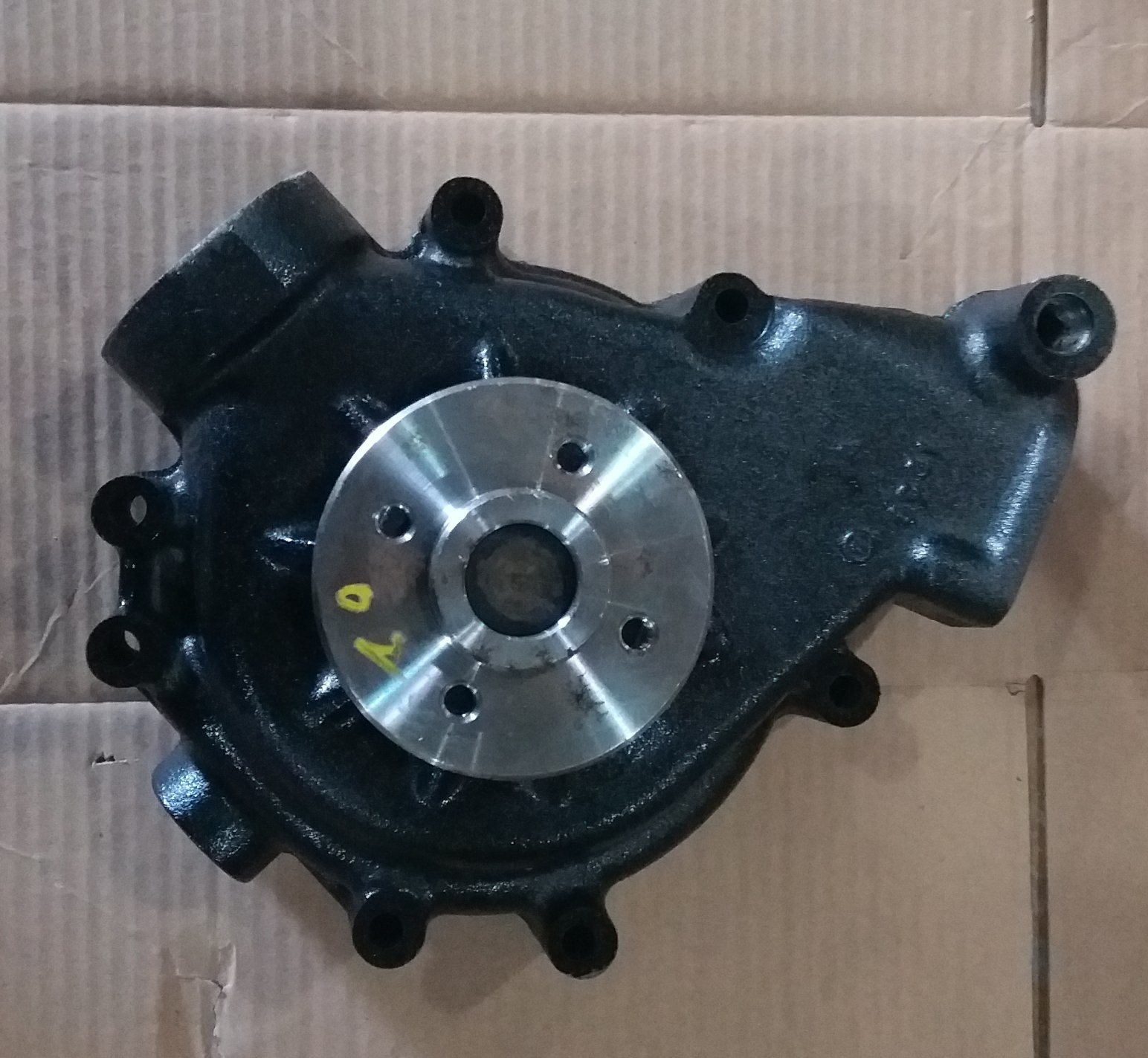 [Hot Item] 400921-00039A Dl08 Doosan Engine Water Pump Assembly