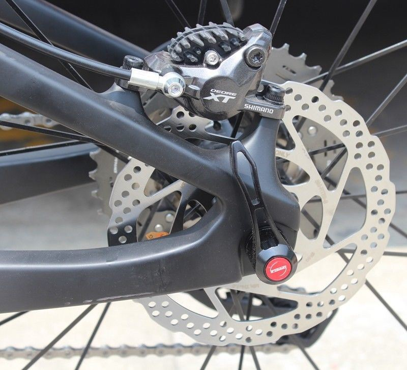 8dbb01128a5 29er Full Suspension Carbon Mountain Bicycle Ud MTB Cross Country Enduro  Bike