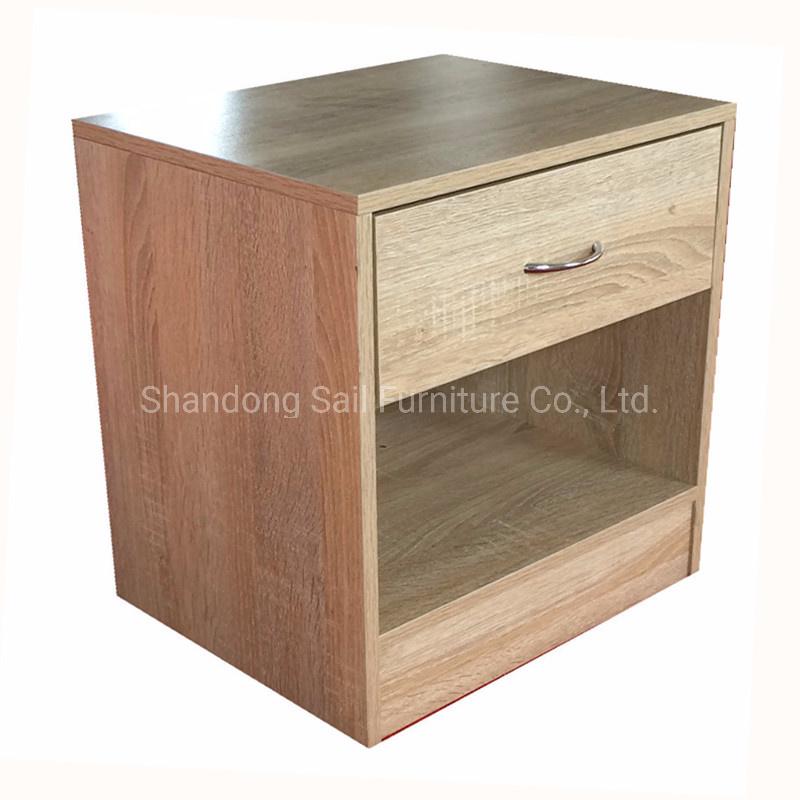 Bedroom Furniture Wooden Bed Side Table