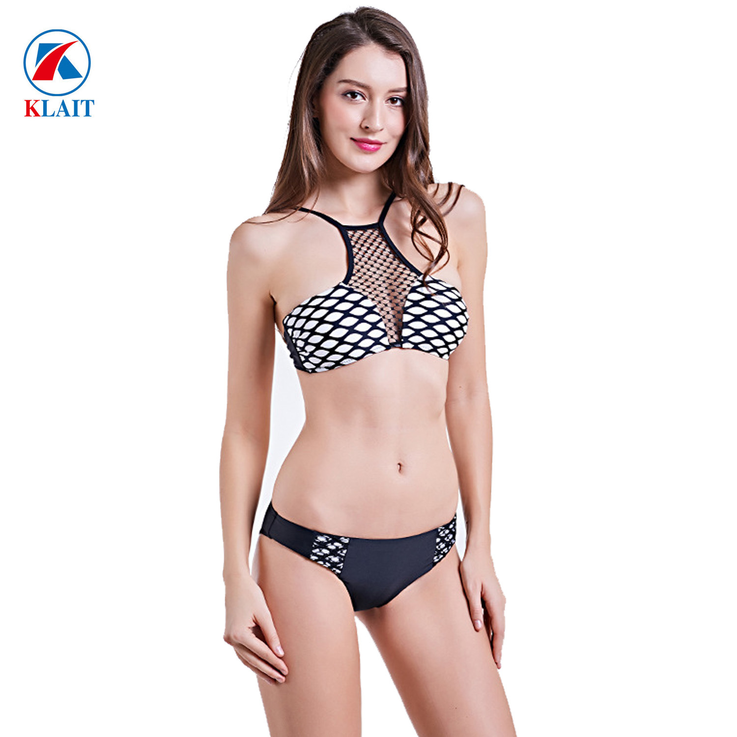 18cce4bf02 China Women′s Sport Mesh Simple Cute Design 2 Pieces Sets Swimsuit - China  Swimsuit, Swim Suit