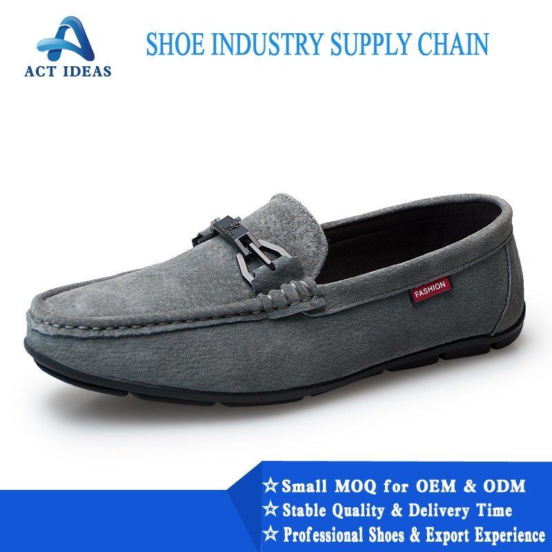 China New Style Mens Leather Shoes Hot