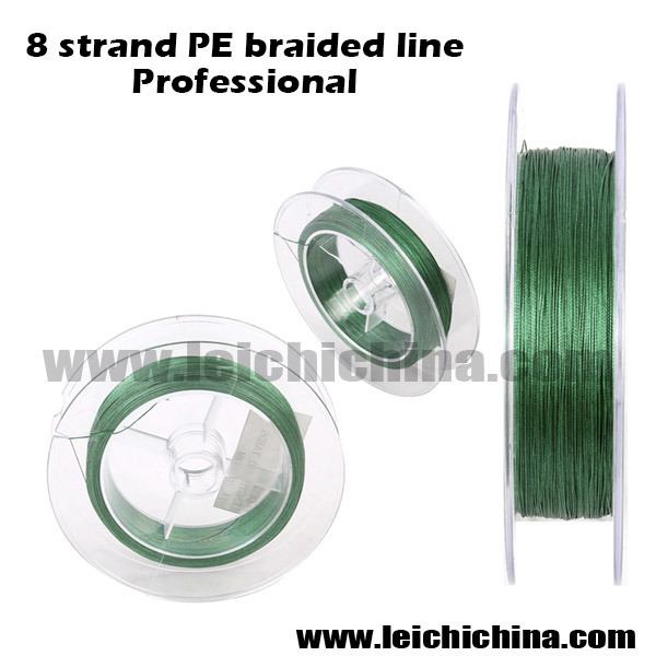 8 Strand PE Braided Line Professional
