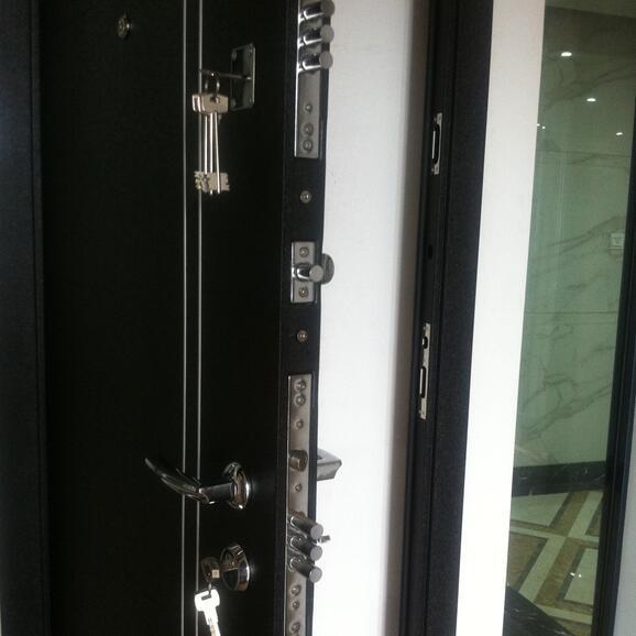 Exterior Safe MDF Steel Wood Armored Door for Outdoor (SC-A201) & China Exterior Safe MDF Steel Wood Armored Door for Outdoor (SC-A201 ...
