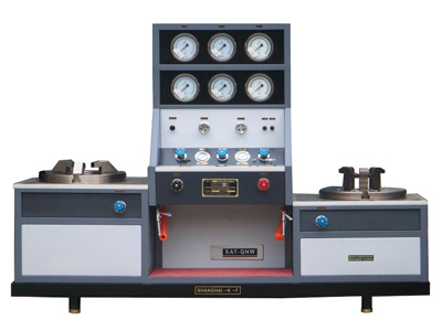 Outside Safety Valves Offline Testing Bench (YH-SAT-QNW)