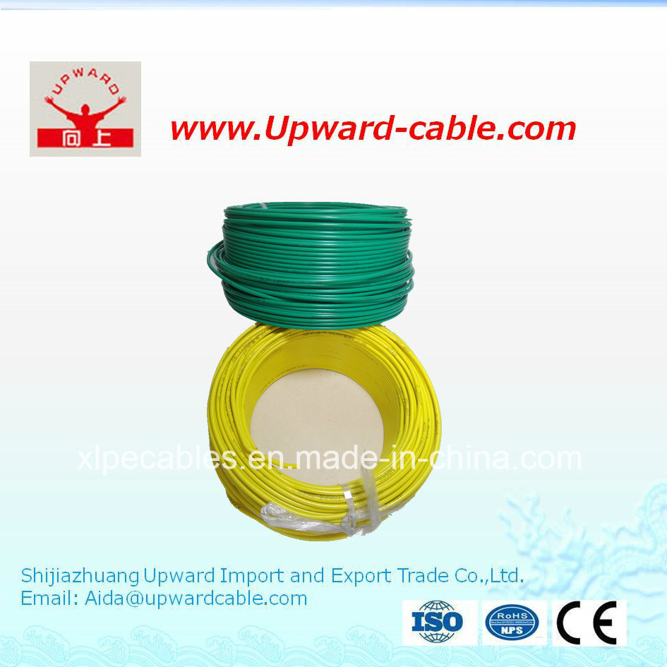 China 450/750 V PVC Coated Electric/Electrical Copper Wire Cable ...