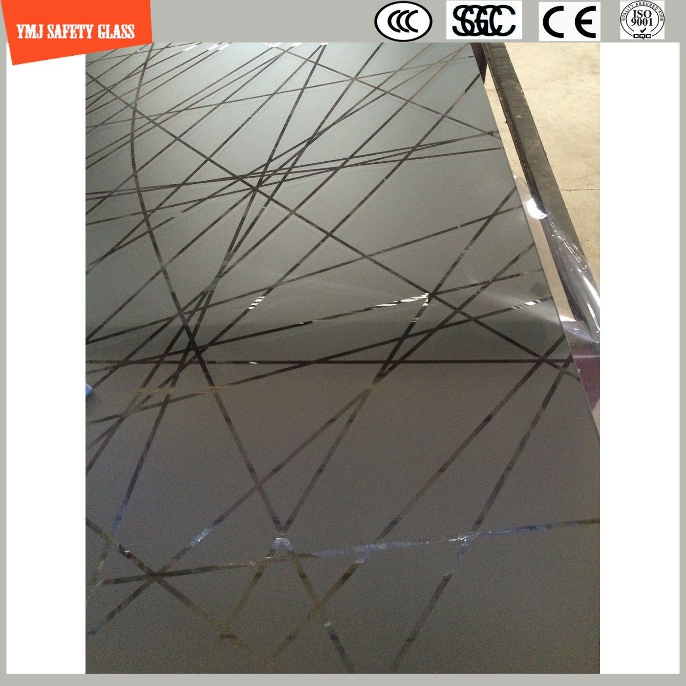China 4 19mm Silkscreen Printno Fingerprint Acid Etchfrosted