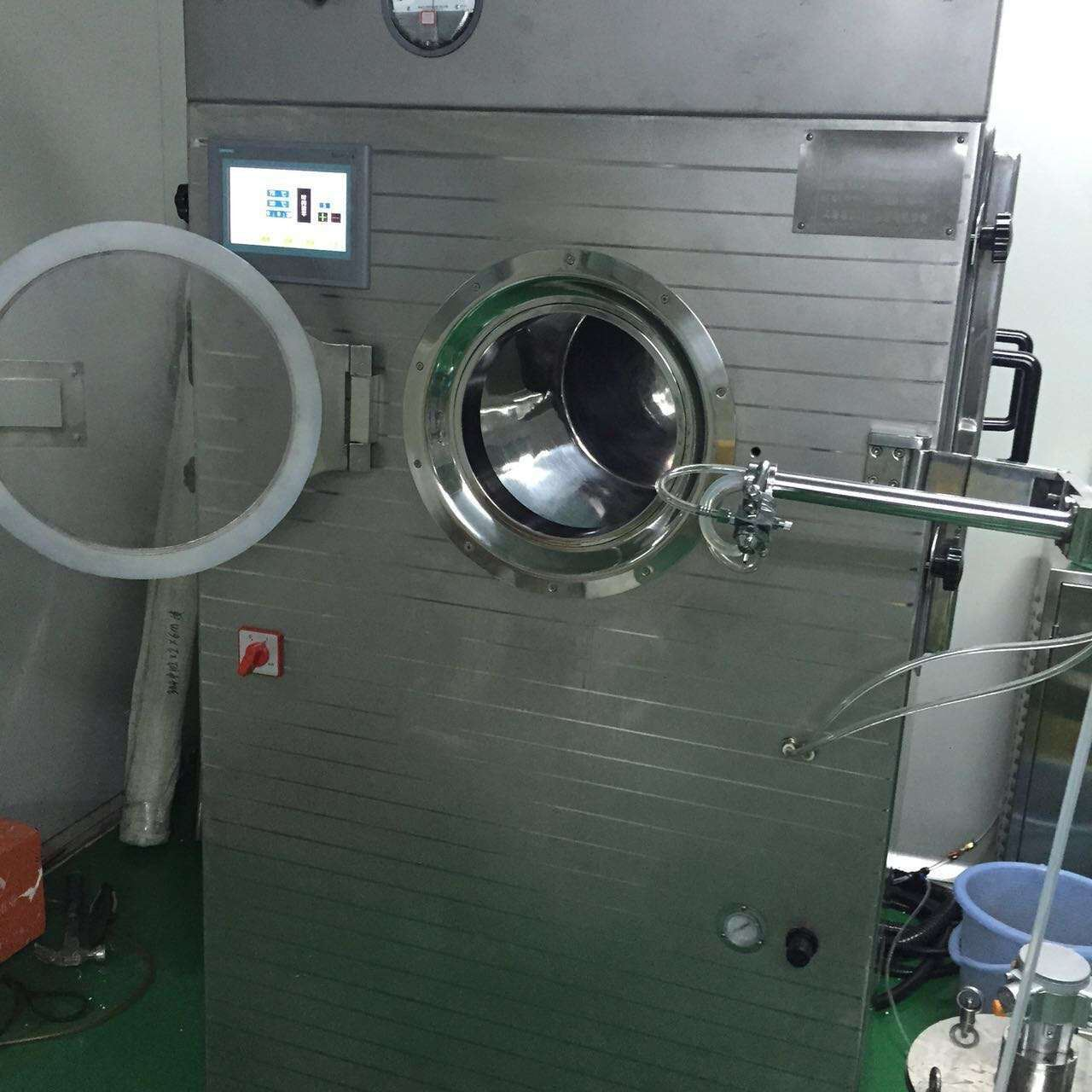 BG-80 High Efficiency Automatic Tablet Film Coating Machine