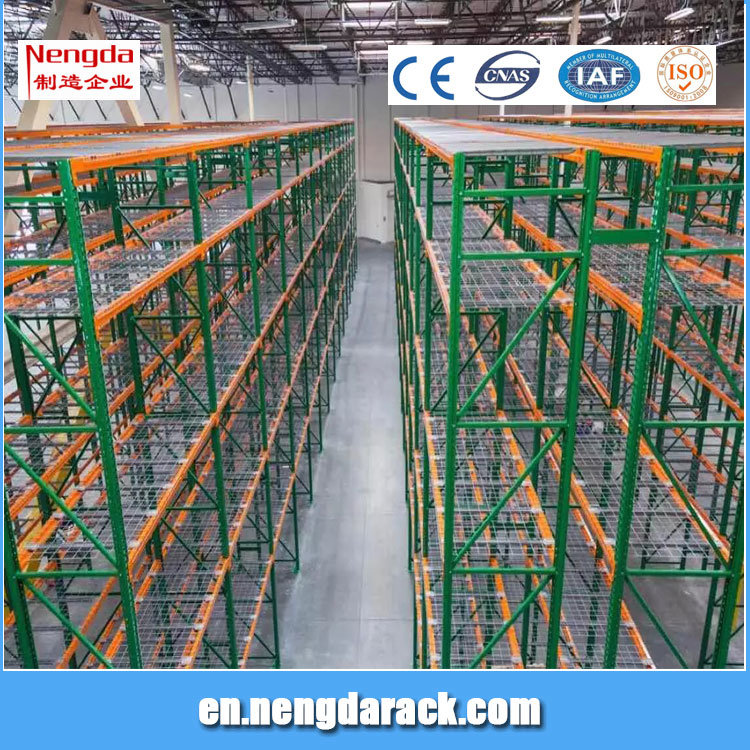 Easy Assembly Racking HD Pallet Racking Metal Shelf