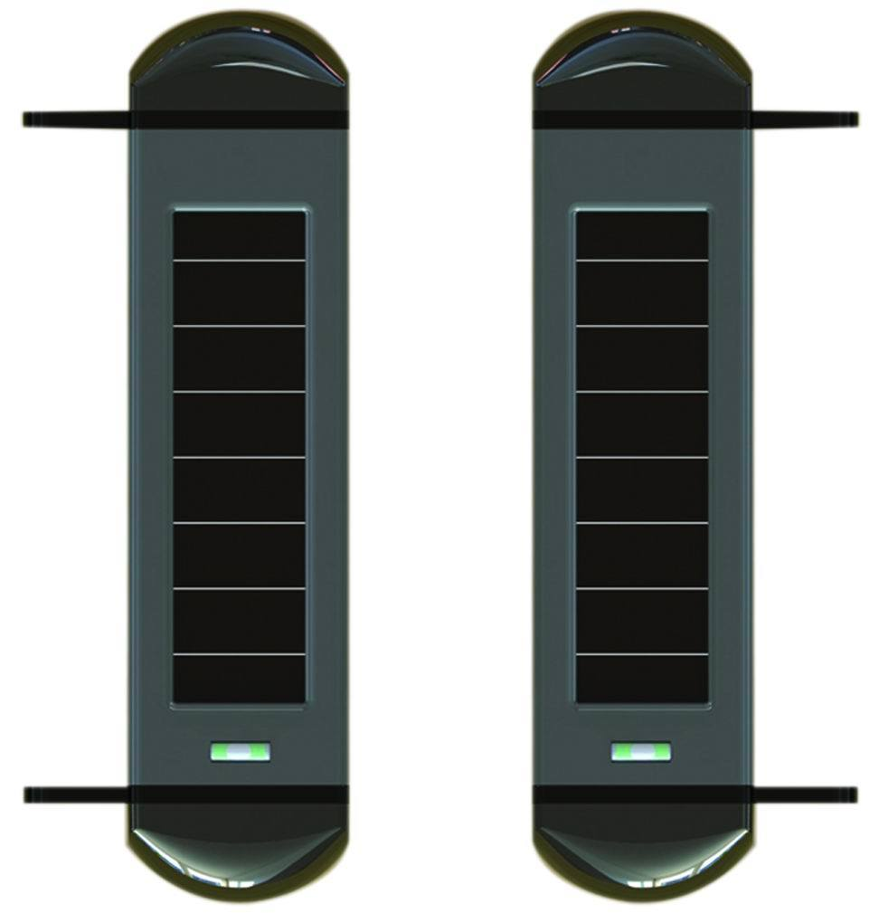 Outdoor Security Wireless Infrared Solar Beam with 4 Beams (ES-S0480)