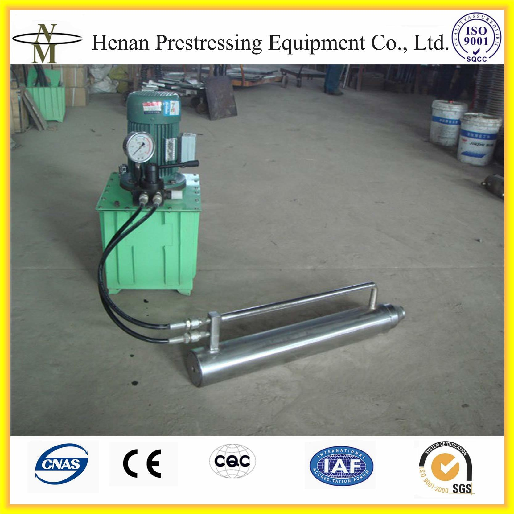 China Cnm-Zlj Steel Wire Pulling Machine for Prestressed Concrete ...