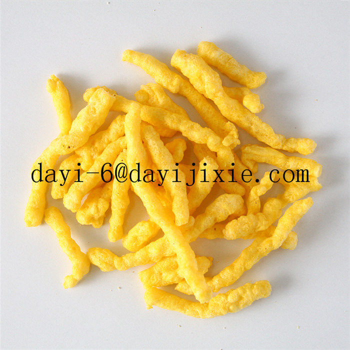 Cheetos Kurkure Puffs Cheese Snack Food Extruder pictures & photos