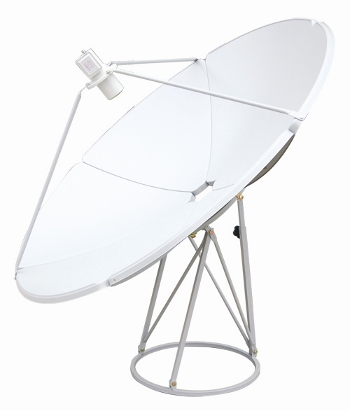 China 1 8m Satellite Dish Antenna With Ce Certification