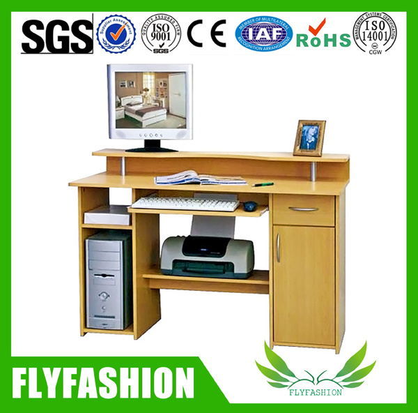 China Wooden Modern Computer Table for Sale (PC-11) - China