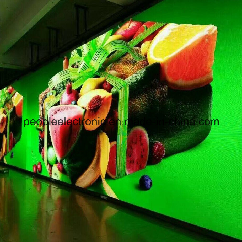 Die Casting Aluminum Indoor Rental LED Display Screen P3.91 SMD Super Thin LED HD Video Wall LED Panel