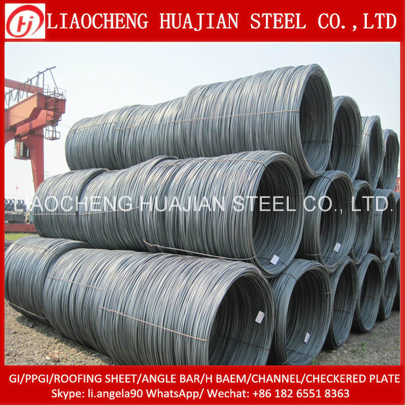 Best Quality Reinforcing Bar Deformed Rebar with Lowest Price