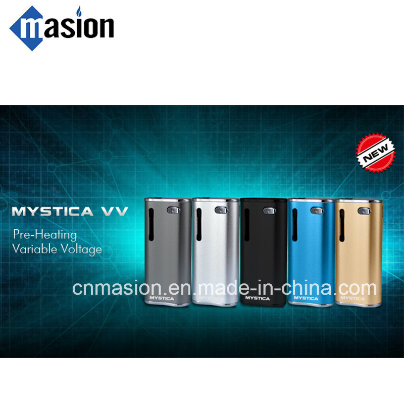 China Airis Mystica VV Starter Kit Cbd Oil Vape Variable