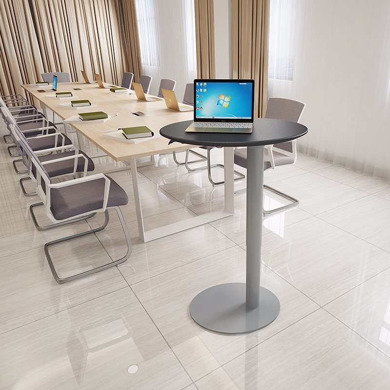 China Small Sofa Conor Standing Laptop Computer Desk Height Adjule Staff