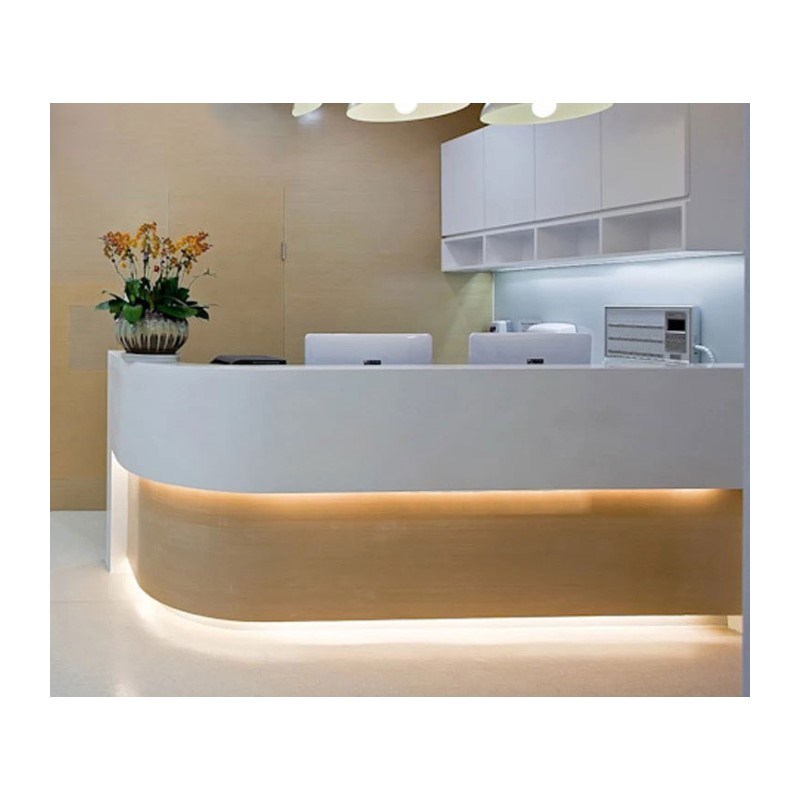 China Counter Service Design Of Bank Counter Boat L Shape Medical Office 4s Car Customer Corian Service Counter Photos Pictures Made In China Com
