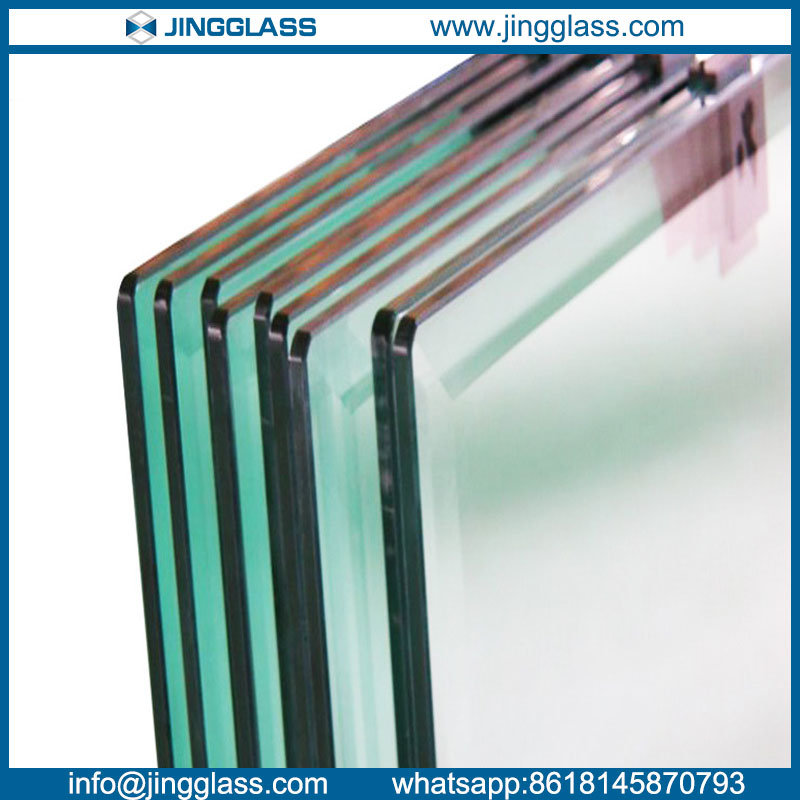 China Safety Tempered Eva Laminated Glass For Door And Windows
