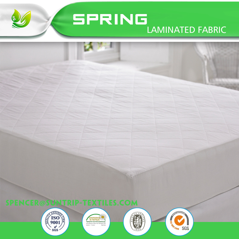 Mattress Cover.Hot Item China Factory Waterproof Mattress Cover Tpu Lamination Fabric Sewing