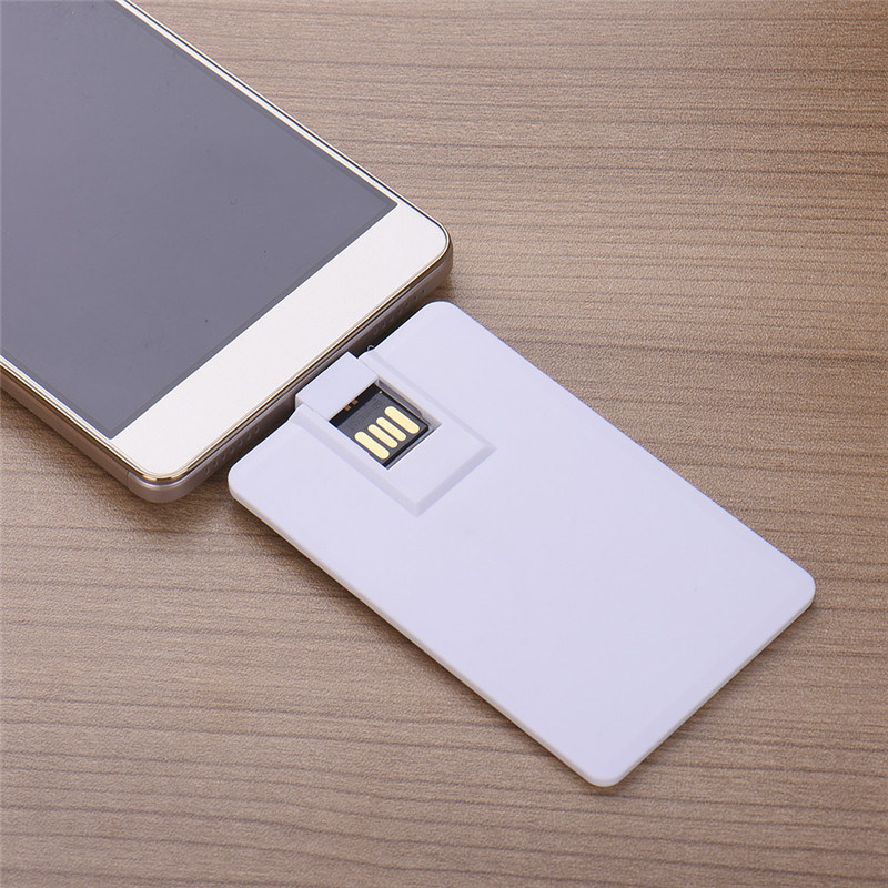 China Name Card OTG 16GB Flash Memory USB Driver for Android Photos