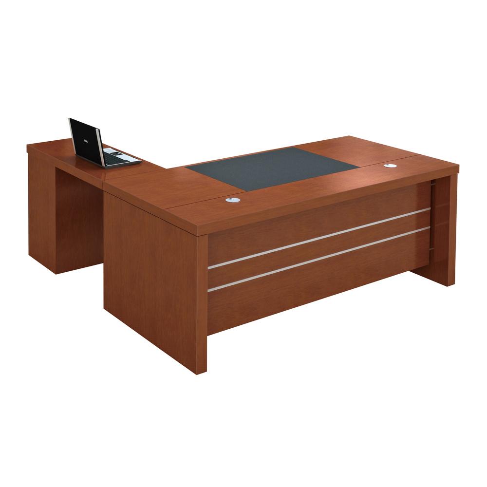 China Modern Office Furniture L Shaped Executive Desk