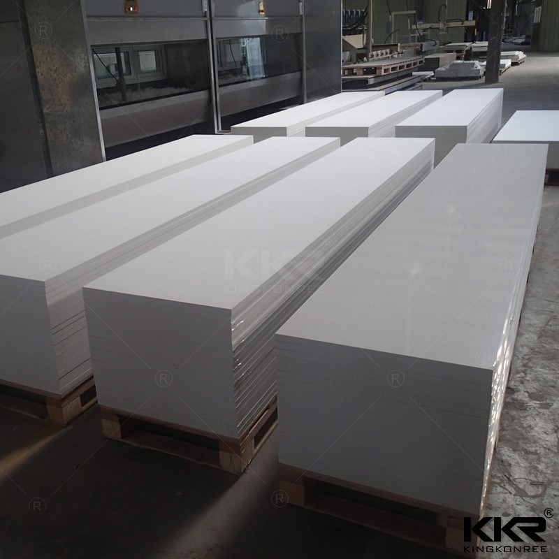 China Joint Invisible Corian Solid Surface for Bathroom ...