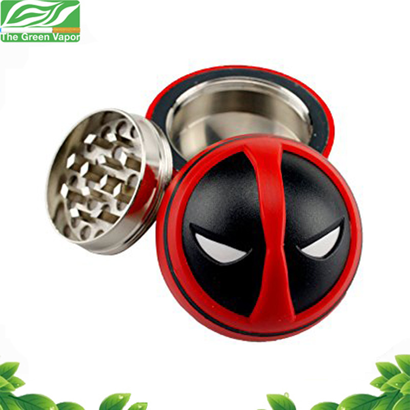 New Arrival Herb Grinder 53mm 3 Layers Crusher Spice Grinder pictures & photos