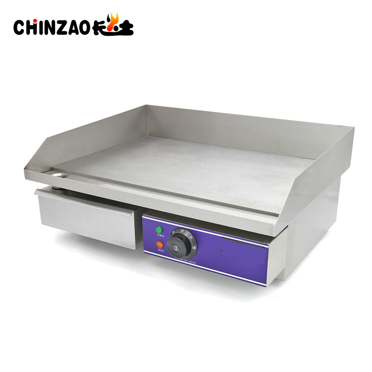China Kitchen Equipment Electric Griddle (DPL 818)   China Hotplate Grill  Griddle, Electric Griddle